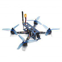 QAV220 220mm FPV Racing Drone BNF                     – 5.8G 700TVL 2.8mm / OMNIBUS F4 FC with OSD / 2205 2600KV Brushless Motor
