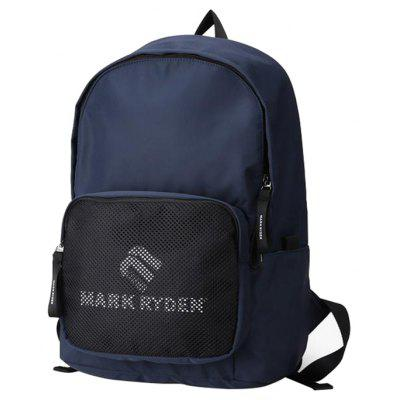 MARK RYDEN Men Leisure Water-resistant Laptop Backpack