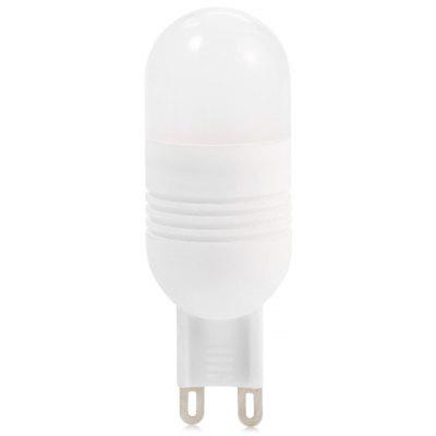 5PCS 6W G9 430LM Bi-Pin LED Bulb for Chandelier