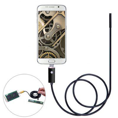 AN99-B2-5.5 2 in 1 5.5mm Lens Android PC Endoscope