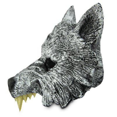 Festival Ornament Wolf Head Decoration Mask for ChildrenHalloween Supplies<br>Festival Ornament Wolf Head Decoration Mask for Children<br><br>For: Brothers, Friends, Kids<br>Package Contents: 1 x Mask<br>Package size (L x W x H): 25.00 x 23.00 x 6.00 cm / 9.84 x 9.06 x 2.36 inches<br>Package weight: 0.2000 kg<br>Product size (L x W x H): 24.00 x 22.00 x 5.00 cm / 9.45 x 8.66 x 1.97 inches<br>Product weight: 0.1500 kg<br>Usage: Halloween, Christmas, Party