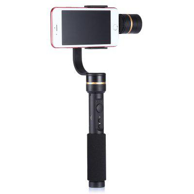 G1 3-axis Handheld Gimbal StabilizerGimbal<br>G1 3-axis Handheld Gimbal Stabilizer<br><br>Accessory type: Stabilizer<br>Package Contents: 1 x Gimbal Stabilizer, 1 x Strap, 1 x Storage Bag, 1 x Dual Battery Charger, 2 x 18350 Lithium-ion Battery, 1 x USB Cable, 1 x English / Chinese Instruction<br>Package size (L x W x H): 34.30 x 16.30 x 7.00 cm / 13.5 x 6.42 x 2.76 inches<br>Package weight: 1.1020 kg<br>Product size (L x W x H): 30.80 x 12.30 x 3.50 cm / 12.13 x 4.84 x 1.38 inches<br>Product weight: 0.4480 kg