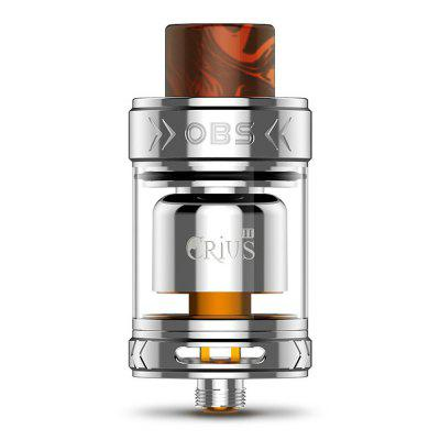 Buy SILVER Original OBS Crius II RTA for $39.90 in GearBest store