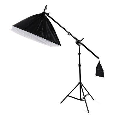 lightdow 5070 135W Softbox KitPhoto Studio Accessories<br>lightdow 5070 135W Softbox Kit<br><br>Applicable Camera Brand: Universal<br>Package Contents: 3 x 2M Light Support, 1 x Camera Cantilever, 3 x 5070 Single Lamp Softbox, 3 x 135W Bulb, 3 x 2M Light Support, 1 x Camera Cantilever, 3 x 5070 Single Lamp Softbox, 3 x 135W Bulb<br>Package size (L x W x H): 84.00 x 24.00 x 21.00 cm / 33.07 x 9.45 x 8.27 inches, 84.00 x 24.00 x 21.00 cm / 33.07 x 9.45 x 8.27 inches<br>Package weight: 7.0000 kg, 7.0000 kg<br>Product size (L x W x H): 80.00 x 20.00 x 20.00 cm / 31.5 x 7.87 x 7.87 inches, 80.00 x 20.00 x 20.00 cm / 31.5 x 7.87 x 7.87 inches<br>Product weight: 6.5000 kg, 6.5000 kg<br>Type: Photography tools
