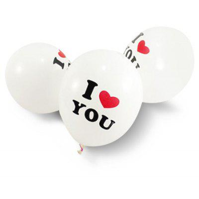 100PCS Large Latex Balloons Photo Shoot Wedding Birthday Party Festival Event Anniversary Ceremony Carnival Decorations