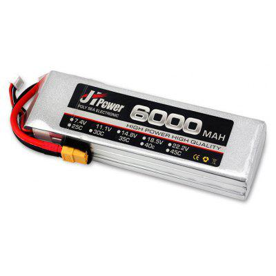 JHPOWER 18.5V 6000mAh 35C XT60 Plug Lithium Polymer Battery