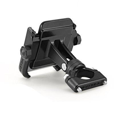 MOTOWOLF MDL2805 Motorcycle Phone Handlebar Clip StandOther  Motorcycle Accessories<br>MOTOWOLF MDL2805 Motorcycle Phone Handlebar Clip Stand<br><br>Brand: MOTOWOLF<br>Material: Aluminum Alloy<br>Mode: MDL2805<br>Package Contents: 1 x Phone Handlebar Clip Bracket Stand<br>Package size (L x W x H): 12.00 x 10.50 x 12.00 cm / 4.72 x 4.13 x 4.72 inches<br>Package weight: 0.2780 kg<br>Product size (L x W x H): 10.80 x 8.80 x 9.40 cm / 4.25 x 3.46 x 3.7 inches<br>Product weight: 0.2700 kg