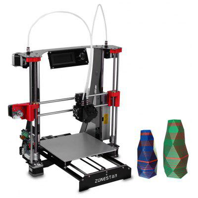 M8R2 Full Metal Frame Mixed Color Printing DIY 3D Printer Kit