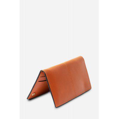 Stylish Solid Color PU Bifold Long Wallet for WomenWallets<br>Stylish Solid Color PU Bifold Long Wallet for Women<br><br>Features: Wearable<br>Gender: Women<br>Material: PU<br>Package Size(L x W x H): 22.00 x 12.00 x 4.00 cm / 8.66 x 4.72 x 1.57 inches<br>Package weight: 0.2300 kg<br>Packing List: 1 x Wallet<br>Product weight: 0.1160 kg<br>Style: Casual, Fashion<br>Type: Wallet