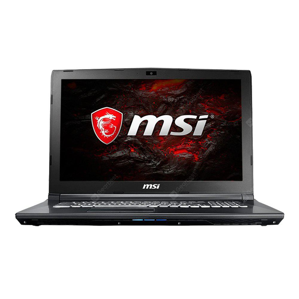 MSI GL72M 7REX - 817 Gaming Laptop