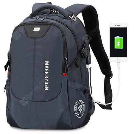MARK RYDEN Men Laptop Backpack with USB Port