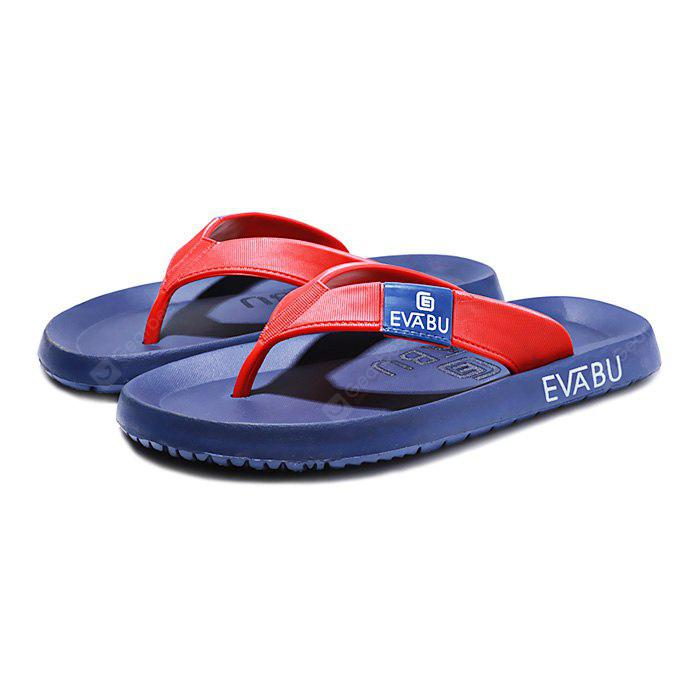 Male Outdoor Soft Anti Slip Casual Flip-flops Slippers