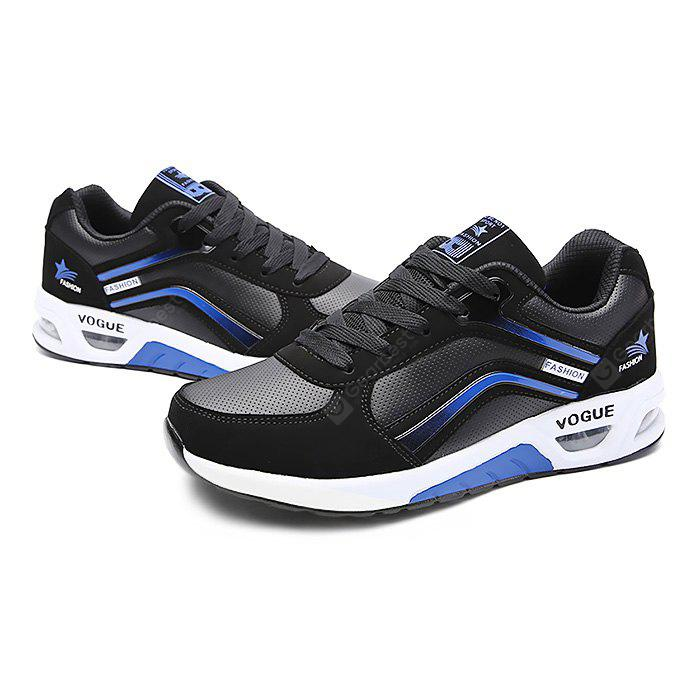 Male Breathable Shock Absorption Air Cushion Athletic Shoes