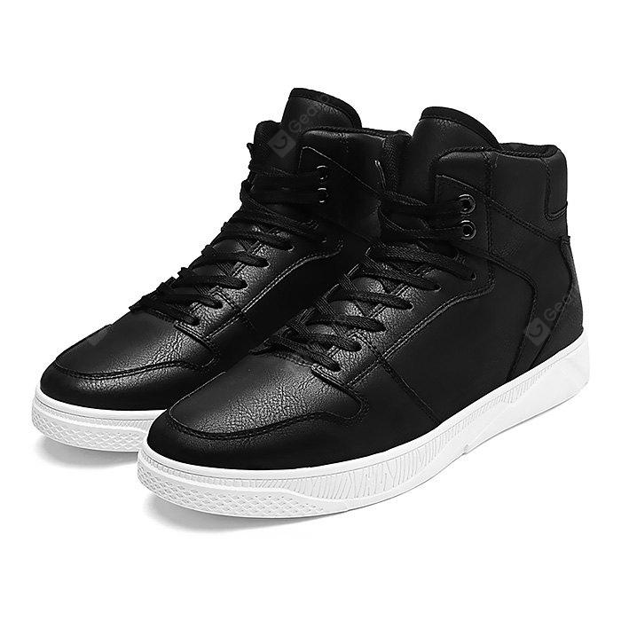 Casual Personality High Side Skateboarding Male Shoes