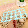 1PC Portable Shatter-proof Egg Tray Holder with Lid - BLUE