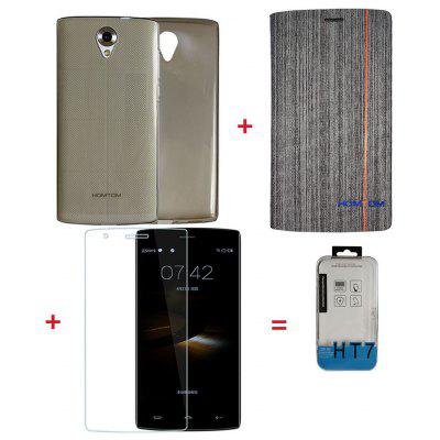 Original HOMTOM HT7 Package Gift