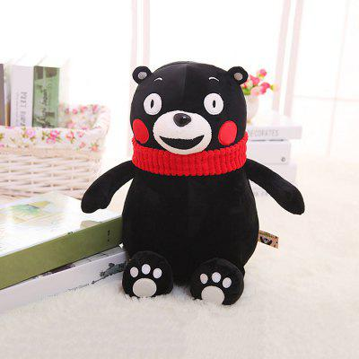 Lovely Stuffed Bear Plush Toy Stuffed Doll Home Decoration Great Gift