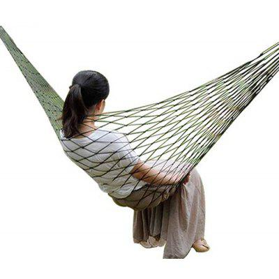 AOTU ATA32-2 1-Person Nylon Fabric Mesh Hammock