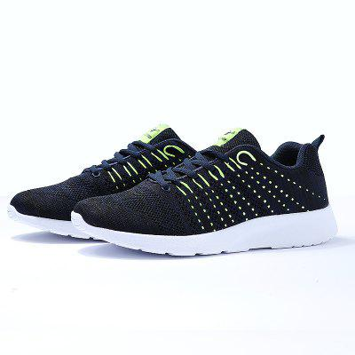 Male Plus Size Comfortable Casual Athletic Shoes