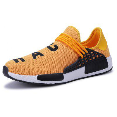 Plus Size Slip-on Athletic Shoes for MenAthletic Shoes<br>Plus Size Slip-on Athletic Shoes for Men<br><br>Closure Type: Slip-On<br>Contents: 1 x Pair of Shoes<br>Function: Antistatic<br>Lining Material: Cotton Fabric<br>Materials: MD, Fabric<br>Occasion: Riding, Running, Sports<br>Outsole Material: MD<br>Package Size ( L x W x H ): 30.00 x 18.00 x 12.00 cm / 11.81 x 7.09 x 4.72 inches<br>Product Size  ( L x W x H ): 28.00 x 16.00 x 12.00 cm / 11.02 x 6.3 x 4.72 inches<br>Seasons: Autumn,Spring,Summer<br>Style: Casual<br>Type: Sports Shoes<br>Upper Material: Cotton Fabric