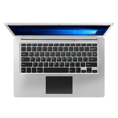 Daysky D - book V9 NotebookLaptops<br>Daysky D - book V9 Notebook<br><br>3.5mm Headphone Jack: Yes<br>AC adapter: 100-240V / 19V 2.1A<br>Battery Type: 7.4V / 4000mAh,  Li-ion polymer battery<br>Brand: DAYSKY<br>Caching: 2MB<br>Camera type: Single camera<br>Charger: 1<br>Charging Time.: 3 hours<br>Core: Quad Core, 1.5GHz<br>CPU: Intel Celeron J3455<br>CPU Brand: Intel<br>CPU Series: Intel Celeron<br>DC Jack: Yes<br>Display Ratio: 16:9<br>English Manual: 1<br>External Memory: SD card up to 128GB (not included)<br>Front camera: 1.3MP<br>Graphics Card Frequency: 250MHz - 750MHz<br>Graphics Chipset: Intel  HD Graphics 500<br>Graphics Type: Integrated Graphics<br>Hard Disk Interface Type: M-SATA,SATA 2.0<br>Hard Disk Memory: 500G HDD +128G SSD<br>LAN Card: Yes<br>Languages: Windows OS is built-in English, and other languanges need to be downloaded by WiFi.<br>Largest RAM Capacity: 8GB<br>Material of back cover: Plastic<br>MIC: Supported<br>Microphone jack: Yes<br>Mini HDMI slot: Yes<br>Model: D - book V9<br>MS Office format: Excel, PPT, Word<br>Notebook: 1<br>OS: Windows 10<br>Package size: 47.50 x 30.00 x 8.00 cm / 18.7 x 11.81 x 3.15 inches<br>Package weight: 2.3000 kg<br>Picture format: GIF, JPEG, JPG, PNG, BMP<br>Power Consumption: 10W<br>Process Technology: 14nm<br>Product size: 32.90 x 21.90 x 2.50 cm / 12.95 x 8.62 x 0.98 inches<br>Product weight: 1.5000 kg<br>RAM: 8GB<br>RAM Slot Quantity: One<br>RAM Type: DDR3L<br>RJ45 connector: Yes<br>Screen resolution: 1920 x 1080 (FHD)<br>Screen size: 14.1 inch<br>Screen type: LED<br>SD Card Slot: Yes<br>Skype: Supported<br>Speaker: Supported<br>Standby time: 3-4 hours<br>Support Network: WiFi<br>Threading: 4<br>Type: Notebook<br>USB Host: Yes 1 x USB 3.0+1 x USB2.0<br>WIFI: 802.11 a/b/g/n wireless internet<br>WLAN Card: Yes<br>Youtube: Supported