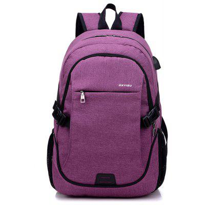 Men Durable Solid Color Canvas Backpack with USB PortBackpacks<br>Men Durable Solid Color Canvas Backpack with USB Port<br><br>Features: Wearable, Wearable<br>Gender: Men, Men<br>Material: Canvas, Canvas<br>Package Size(L x W x H): 32.00 x 3.00 x 49.00 cm / 12.6 x 1.18 x 19.29 inches, 32.00 x 3.00 x 49.00 cm / 12.6 x 1.18 x 19.29 inches<br>Package weight: 0.7100 kg, 0.7100 kg<br>Packing List: 1 x Backpack, 1 x Backpack<br>Product weight: 0.6900 kg, 0.6900 kg<br>Style: Casual, Fashion, Fashion, Casual<br>Type: Backpacks, Backpacks