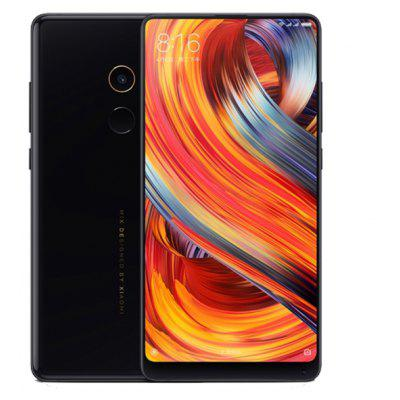 Xiaomi Mi Mix 2 4G Phablet 128GB ROM  -  BLACK -50€ de  remise
