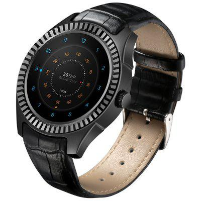 NO.1 D7 3G Smartwatch Phone 1.3 inch Android 4.4