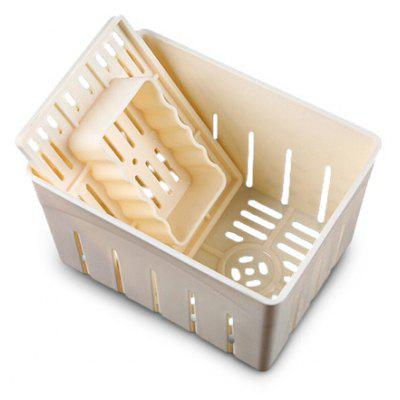 Plastic Homemade Tofu Box Press Mold Kit Kitchen Tool
