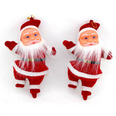 1PC Christmas Santa Claus Party Pendant