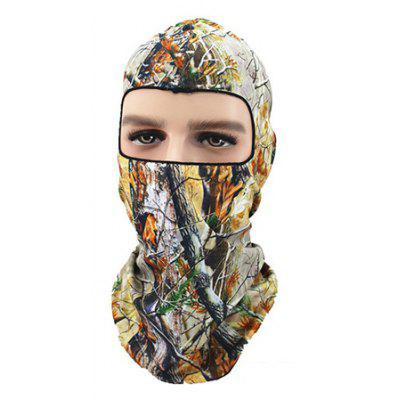 Outdoor Cycling Face Animal Pattern Full Cover Protective Mask Headwear