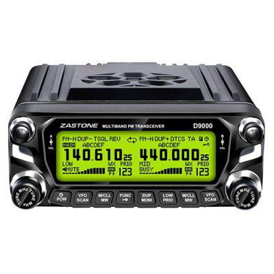 D9000 HF Multiband FM Transceiver Car Walkie Talkie