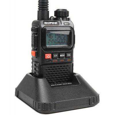 BaoFeng BF - UV 3R PLUS Wireless Dual Band Walkie Talkie