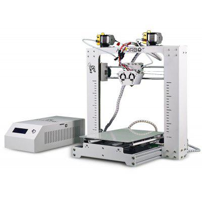 Gearbest Athorbot Buddy Couple Dual Extruders 3D Printer