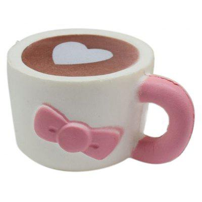 Squishy PU Slow Rising High Simulation Coffee Cup Toy