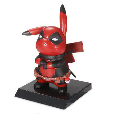 New Style Collectible Cartoon Character Cosplay Design ToyMovies &amp; TV Action Figures<br>New Style Collectible Cartoon Character Cosplay Design Toy<br><br>Completeness: Finished Goods<br>Gender: Unisex<br>Materials: PVC<br>Package Contents: 1 x Figurine ( with Supporter )<br>Package size: 15.00 x 11.00 x 18.00 cm / 5.91 x 4.33 x 7.09 inches<br>Package weight: 0.2010 kg<br>Product size: 9.00 x 9.00 x 15.00 cm / 3.54 x 3.54 x 5.91 inches<br>Product weight: 0.0710 kg<br>Stem From: Japan<br>Theme: Movie and TV