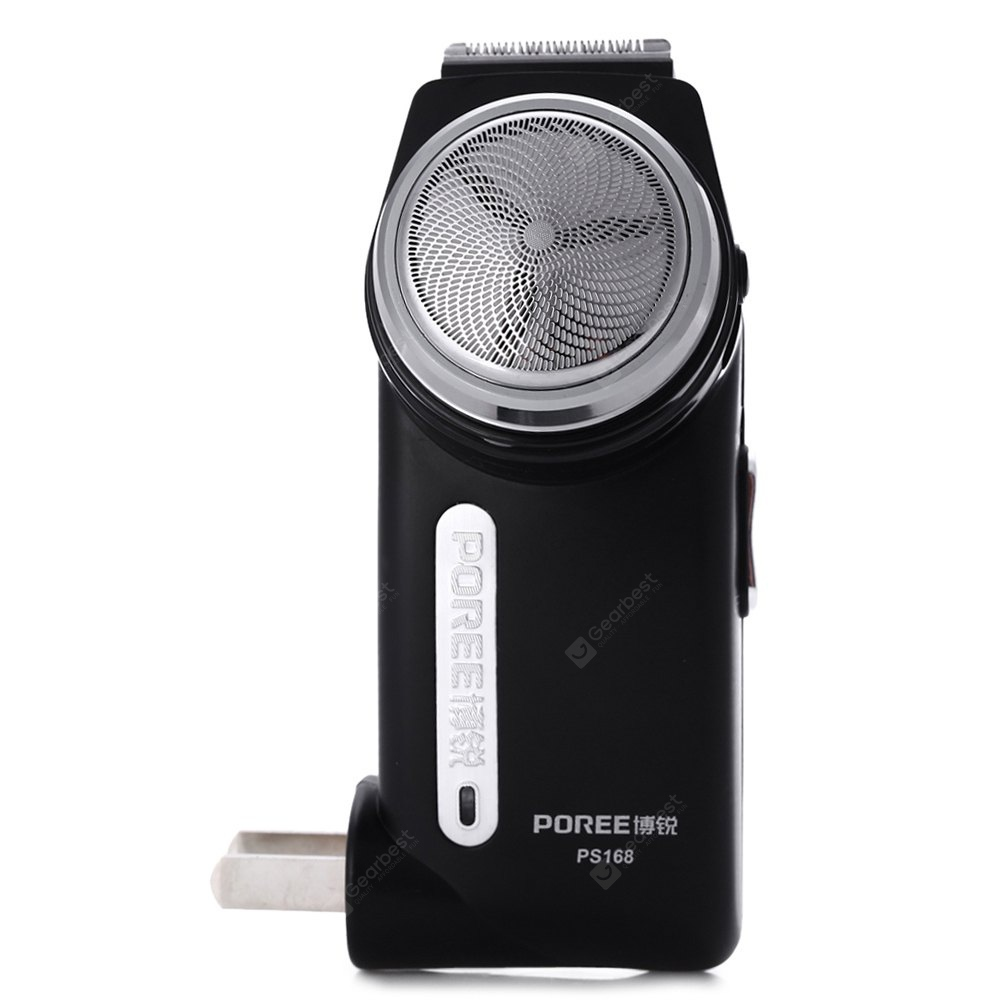 POREE PS168 Rotatable Electric Shaver