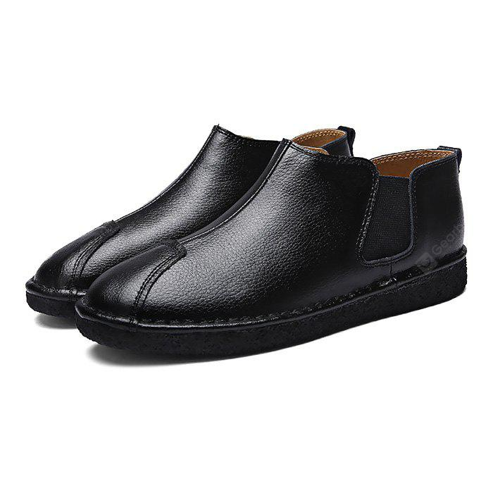 Male Business Chic Chelsea Casual Oxford Shoes