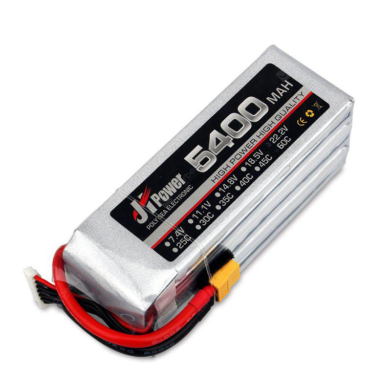 JHPOWER 22.2V 5400mAh 60C XT60 Plug Lithium Polymer Battery