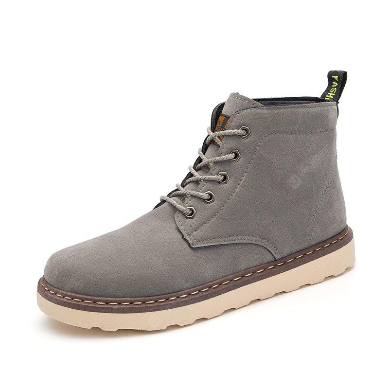 British Style Wearable Classic Slip Resistant Boots for Men