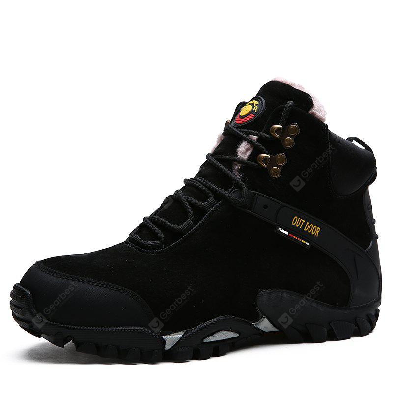 Male Outdoor Comfortable Martin Hiking / Climbing Shoes