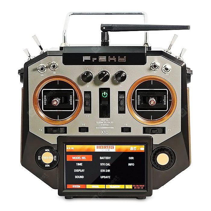 FrSky Horus X10 2.4GHz 16-channel Transmitter