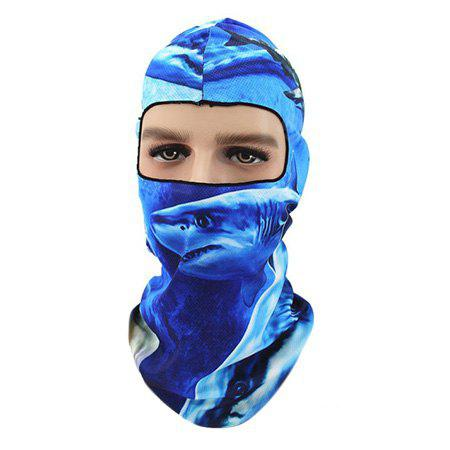 Wind Proof Face Animal Pattern Full Cover Protective Mask
