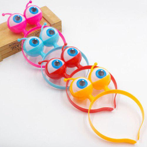 1PC Glowing Animal Horn Headbands Kids LED Hair Hoop