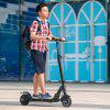 PomeIo JL801E 8.8Ah 8 inch Folding Electric Scooter ( EU Plug ) - BLACK