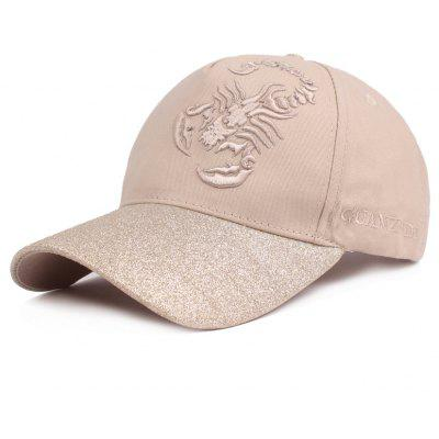 Neutral Outdoor Hiking Embroidered Baseball Hat