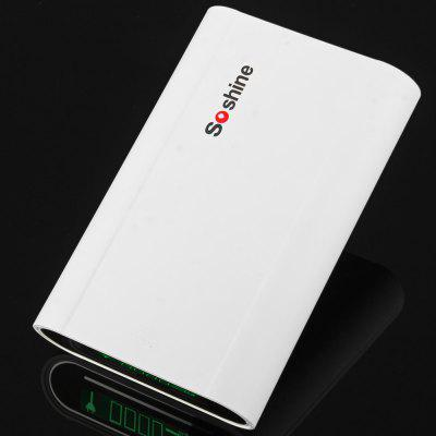 Soshine E3 DIY 18650 Powerbank