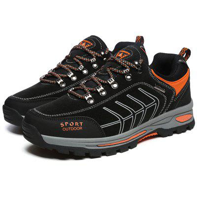 Men Anti-slip Hiking / Climbing Casual Shoes