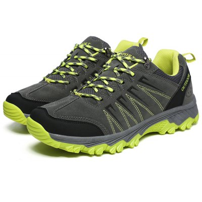 Outdoor Lace-up Hiking / Climbing  Shoes for Men