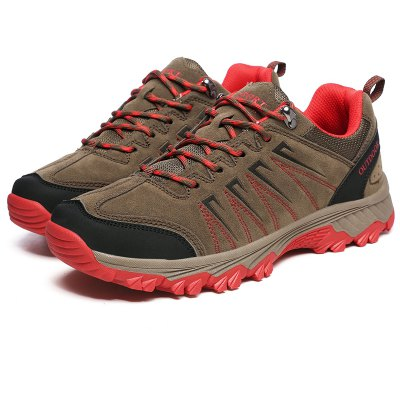 Men Outdoor Lace-up Hiking / Climbing  Shoes